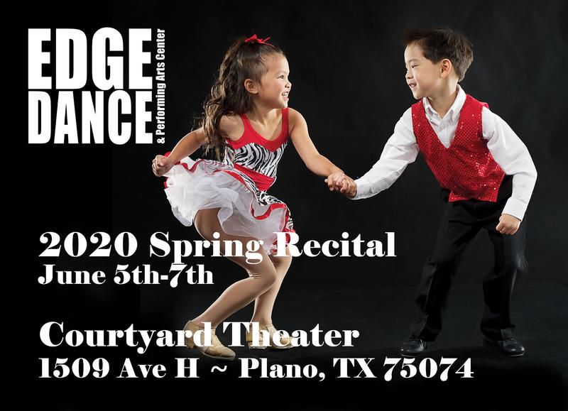 2020 Spring Recital