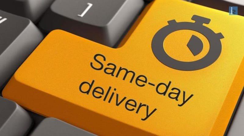 Same Day Deliveres