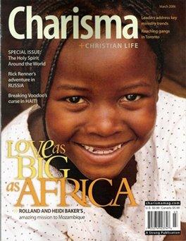 Charisma Magazine, USA