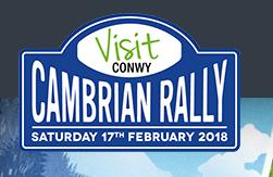 Cambrian Rally Feb 2018