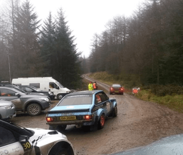 Grizedale stages 8th December 2018