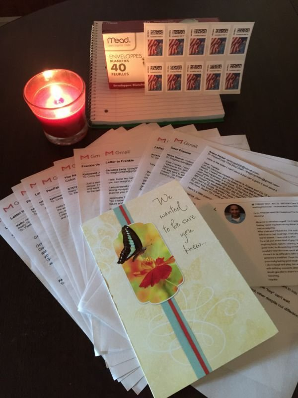 PEN PAL RULES! - THE GLORY CHAIN Worldwide Christian Ministry