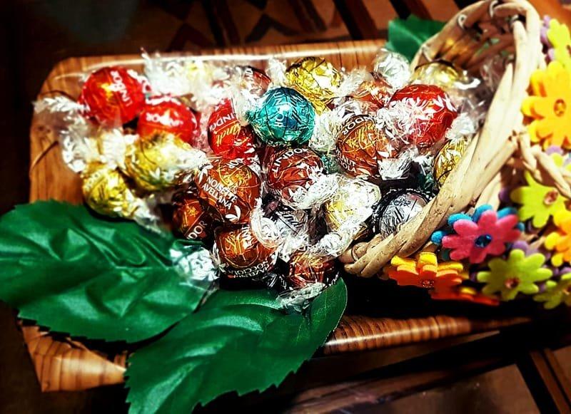 """Шоколадови бонбони """"Берн"""""""