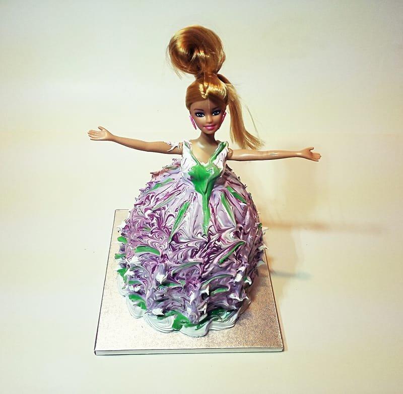 "Торта ""Барби"""
