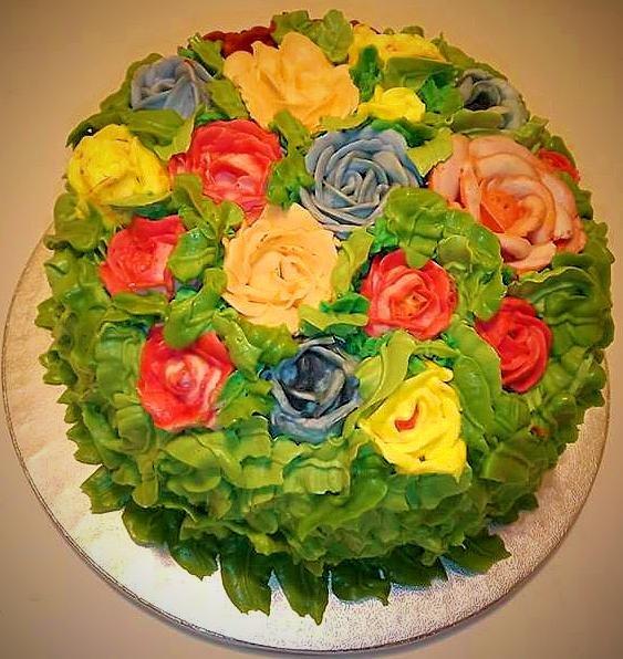 """Торта """"Таня"""""""