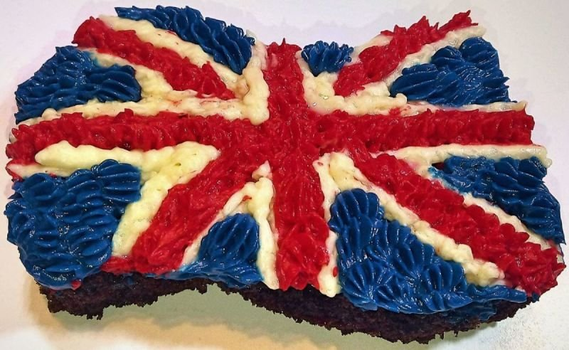 """Кексче """"Великобритания"""""""