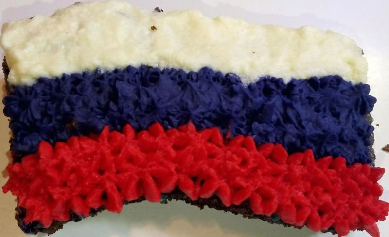 "Кексче ""Русия"""