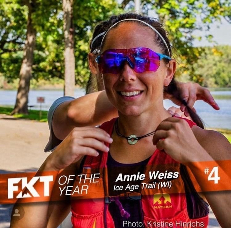 Episode 23: Blazing the Ice Age Trail with Annie Weiss