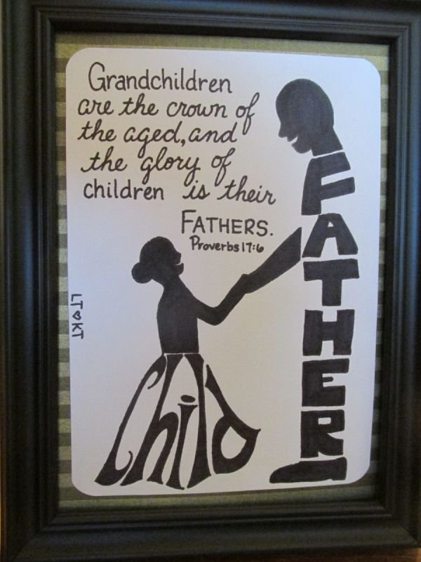 Father's Day Blessing