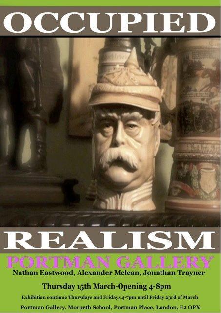 "Occupied Realism"" Exhibition"