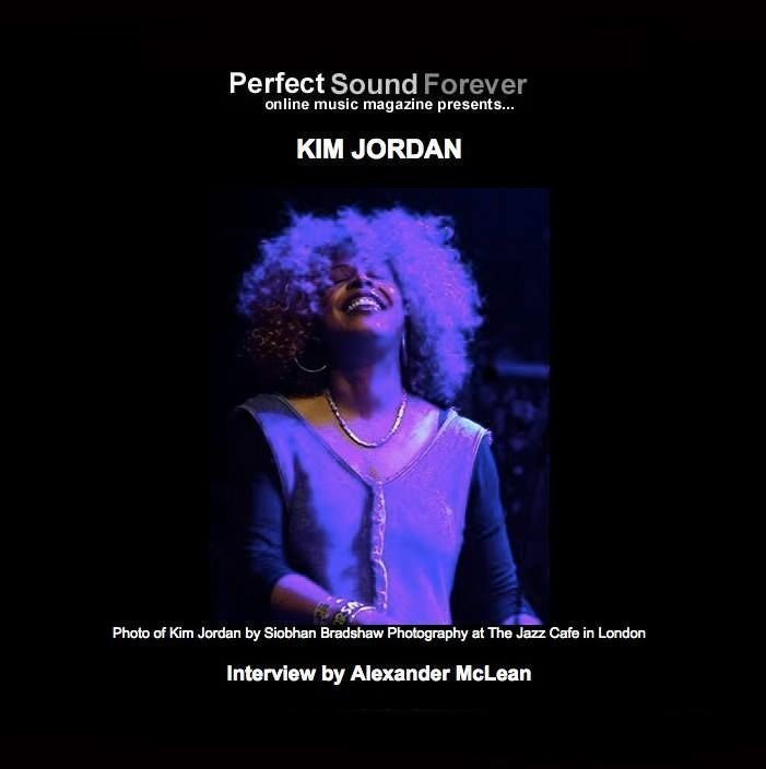 Kim Jordan Interview..