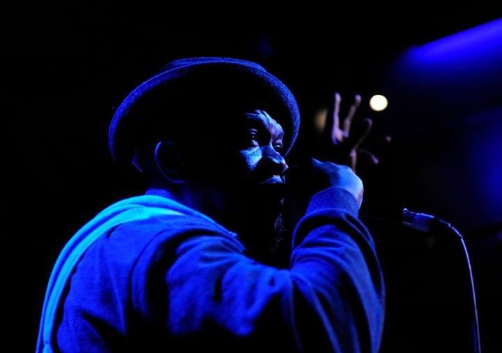 Jeru The Damaja by Siobhan Bradshaw Photography — at The Jazz Cafe._