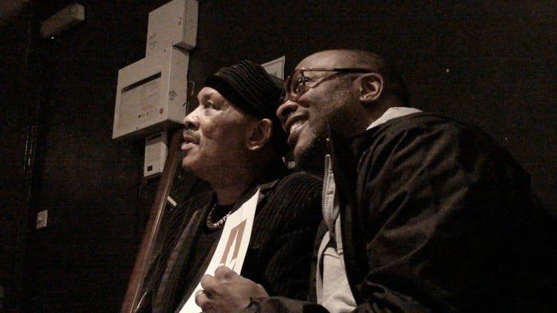 Roy Ayers & DJ Jazzy Jeff — at The Jazz Cafe.
