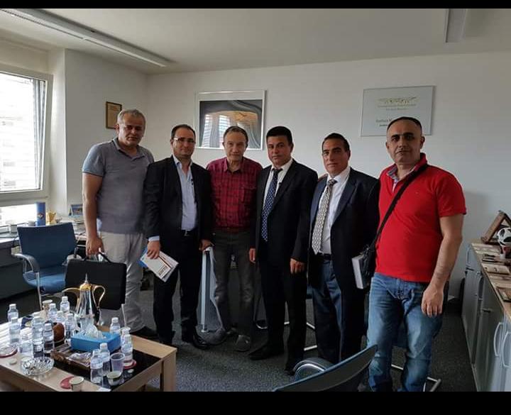 ليكولين تجري لقاءات و اجتماعات هامة في جنيف بشأن الأوضاع في سوريا و عفرين