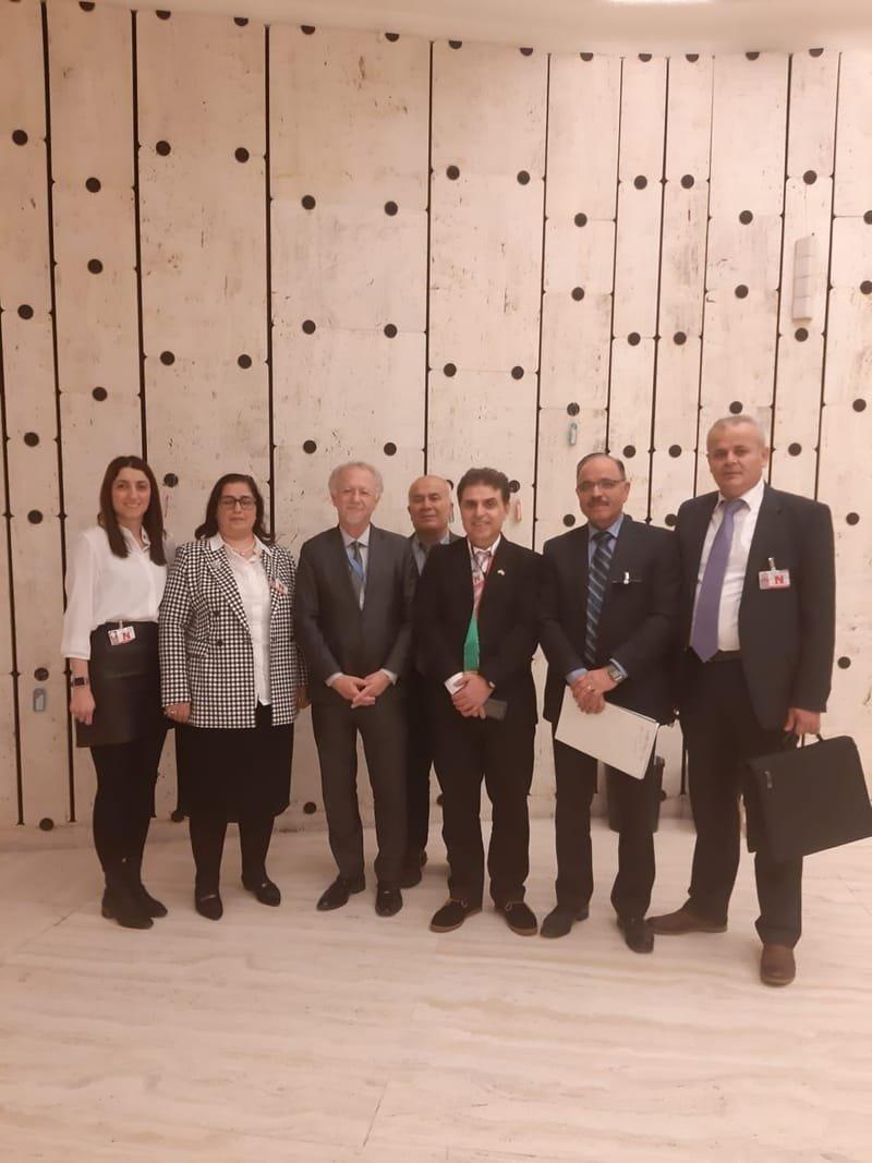 تقرير حول نشاط مركز ليكولين ضمن فعاليات منتدى الأقليات الثاني عشر في جنيف
