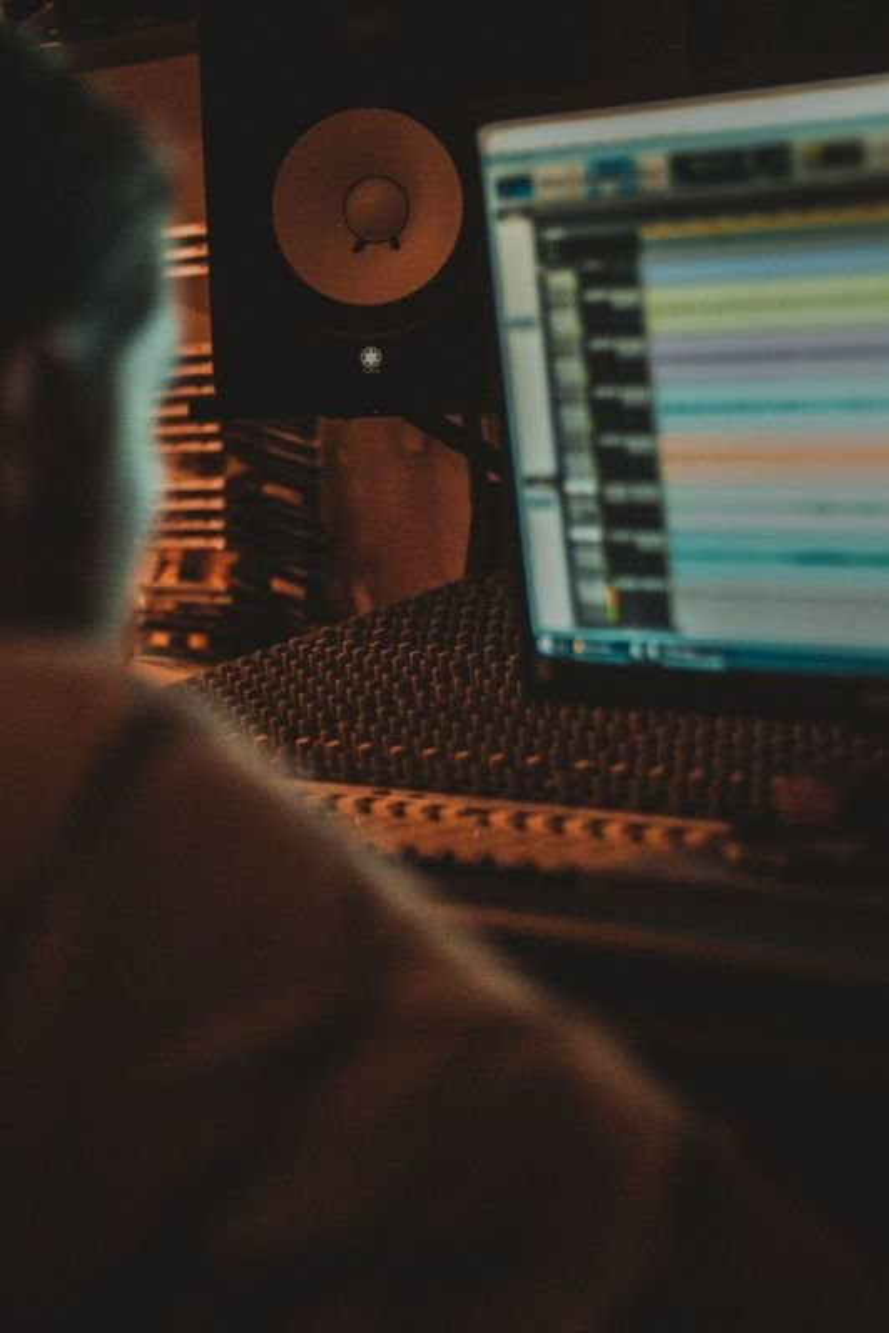 Album pre-production