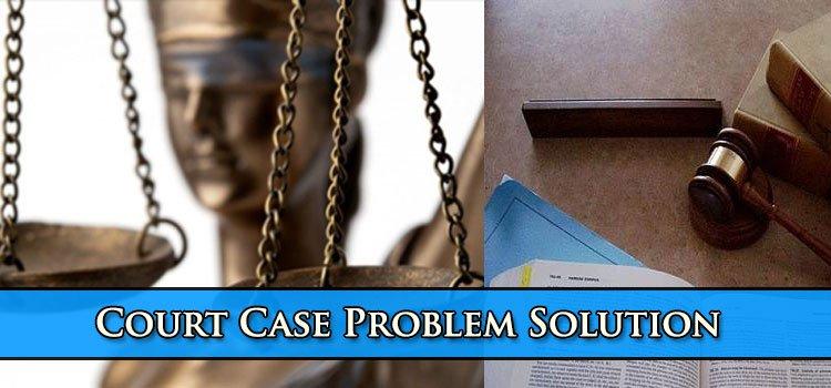 Court Case Solution