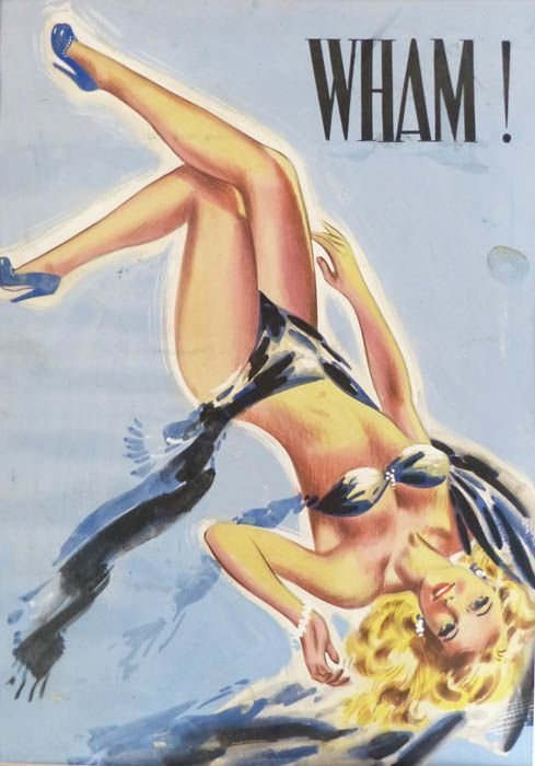 Oliver Brabbins 'Wham!'