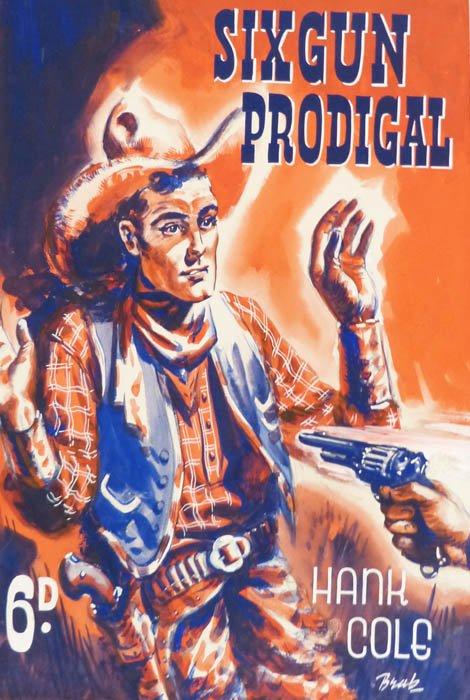 Oliver Brabbins 'Six Gun Prodigal'