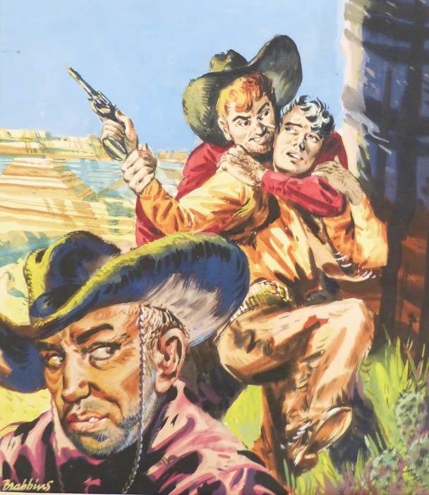 Oliver Brabbins Cowboy 2