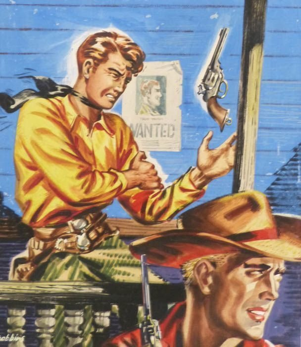 Oliver Brabbins Cowboy 3