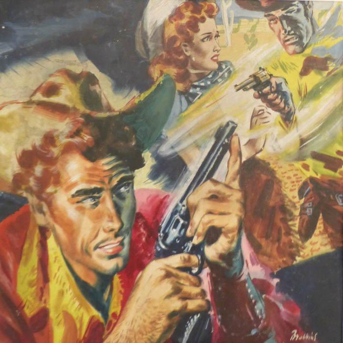 Oliver Brabbins Cowboy 4