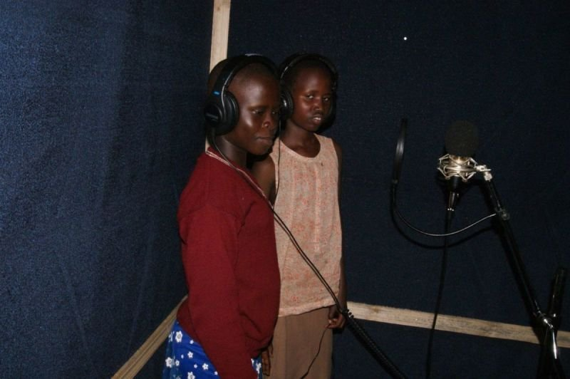Voicing in Studio