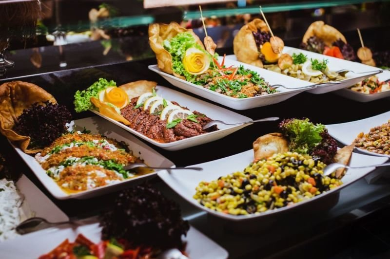 Buffet & Plated Event Packages