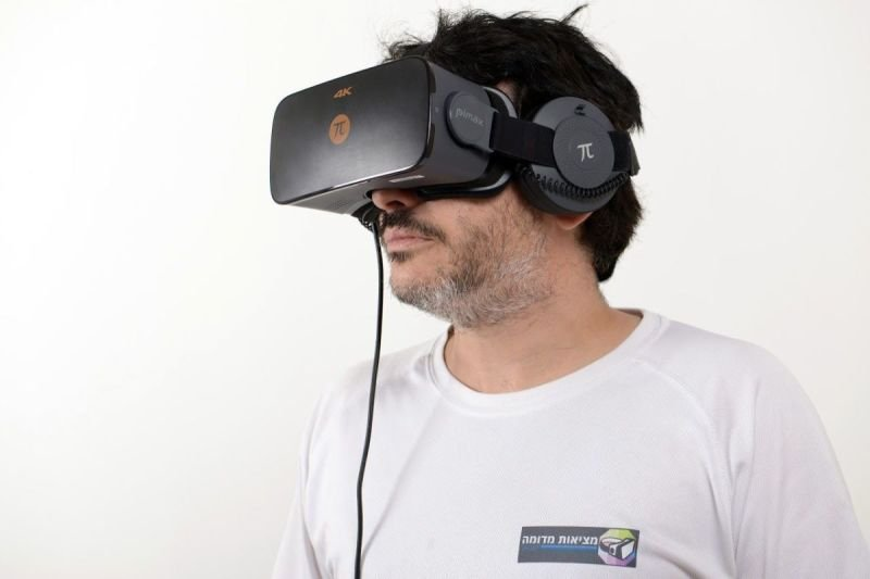 VRisrael the world first vr\ar shop from 2013