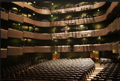 Mes débuts à l'Opéra de Lyon