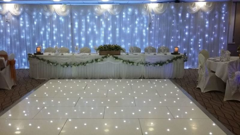 LED DANCE FLOOR PACKAGE