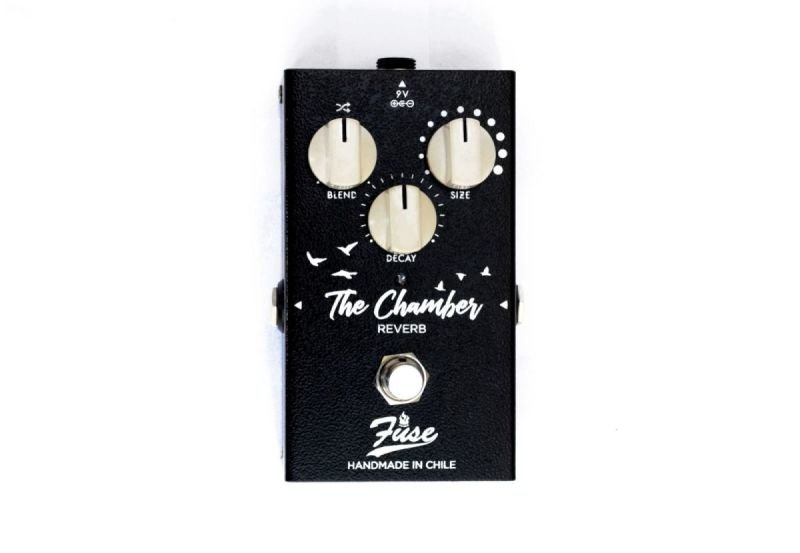 THE CHAMBER REVERB