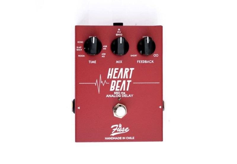 HEARTBEAT (650ms Analog Delay)