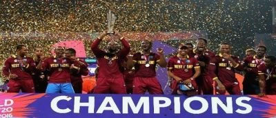 ICC 2016 Winners