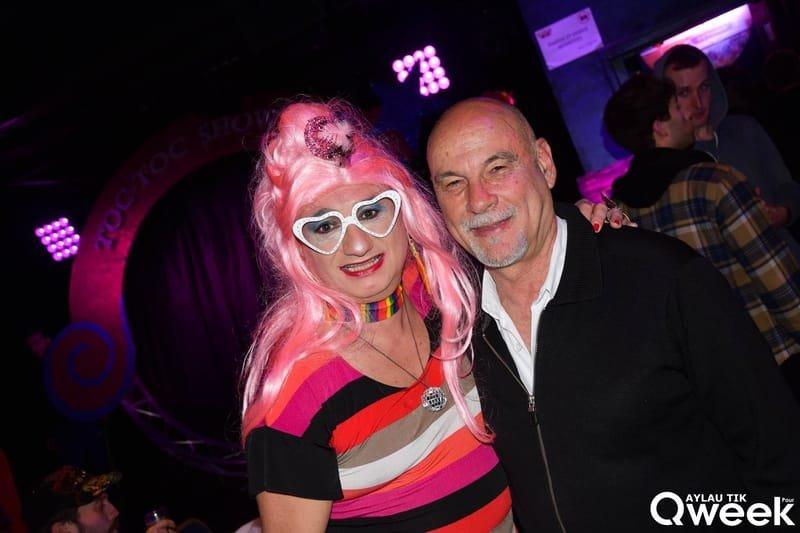 Avec Jean-Paul Cesari