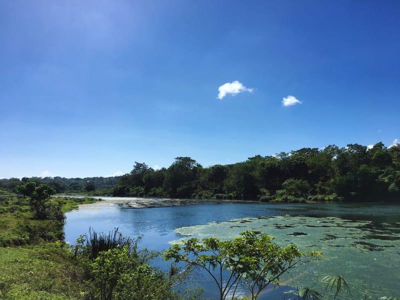 Rio Haina, photo by Jack Loomes