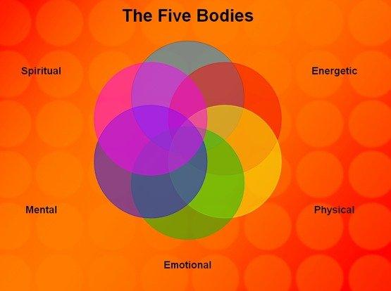 חמשת הגופים