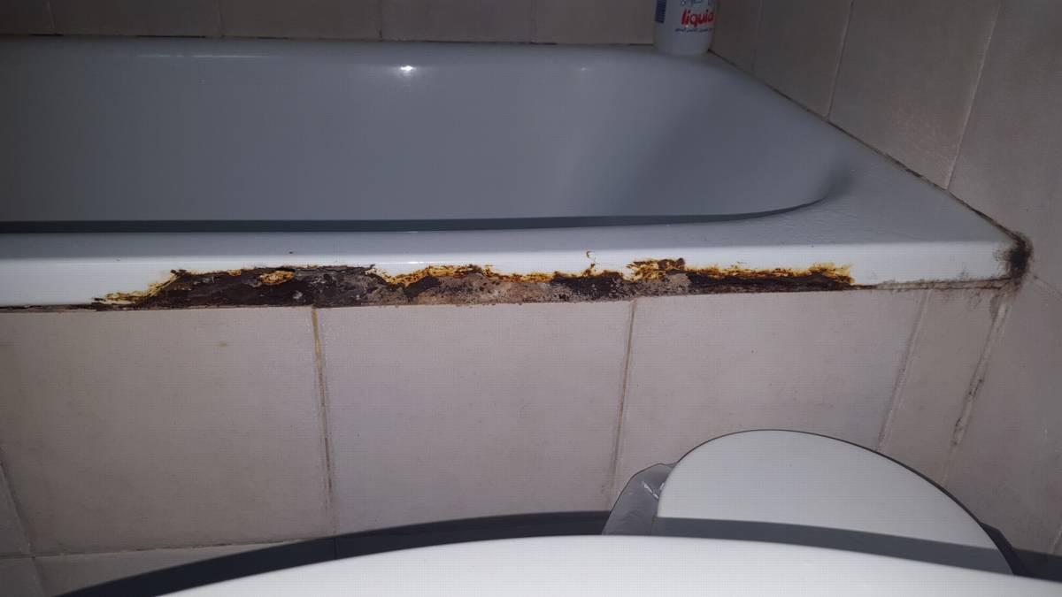 שיפוץ, חידוש ותיקון אמבטיה חלודה