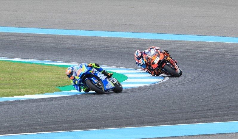 การแข่งขันจักรยานยนต์ทางเรียบ MotoGP