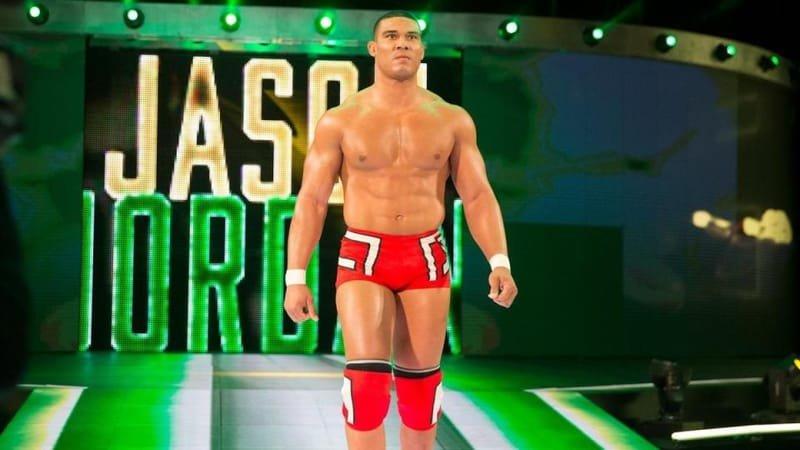 WWE Jason Jordan