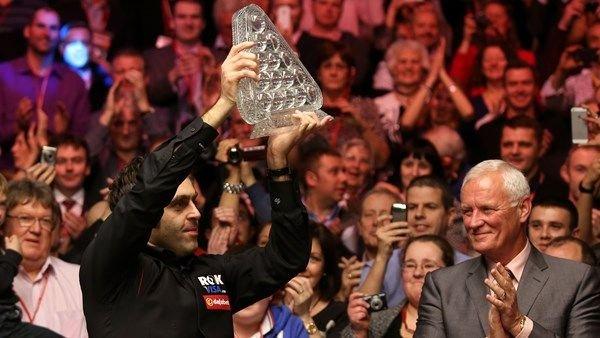 Ronnie O'Sullivan เปิดฉากการโจมตีสดใหม่ในโลก Snooker