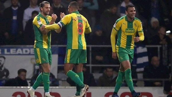 ผลบอล ย้อนหลัง Jay Rodriguez และ Harvey Barnes ในขณะที่ West Brom พยายามดิ้นรน Ipswich