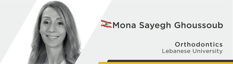 Mona Sayegh Ghoussoub