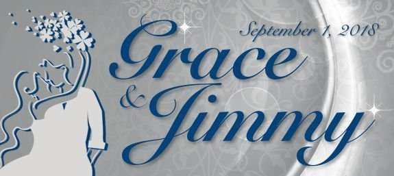 A Wedding For Jimmy and Grace