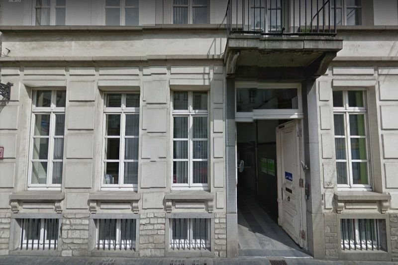 CAMPUS CENTRE DE FORMATION A BRUXELLES EN BELGIQUE