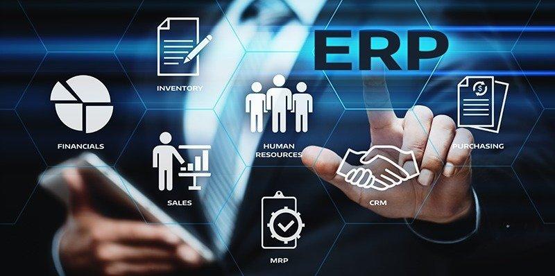 מערכת ה - ERP של החברות המובילות במשק