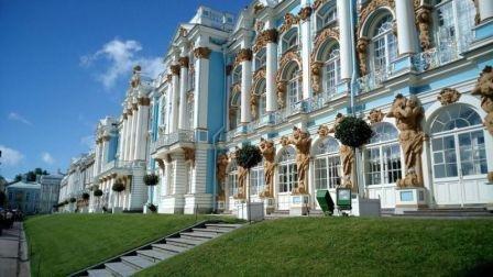 Saint Petersburg Taxi to Tsarskoe Selo