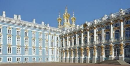 Saint Petersburg Taxi to Catherines Palace