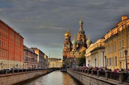 St Petersburg City Tour