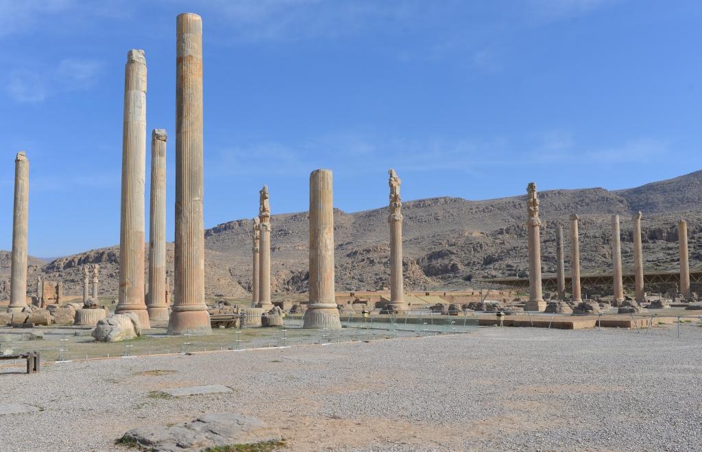 Persepolis Apadana